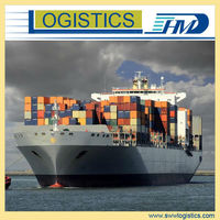 Container freight from Ningbo to New York, NJ USA