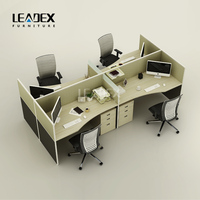 2016 new style high end modern MDF wooden executive luxury office desk parts