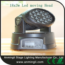 led decoration light led light Led Moving Head Stage Light