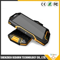 Quad Core IP68 Phone rugged smartphone