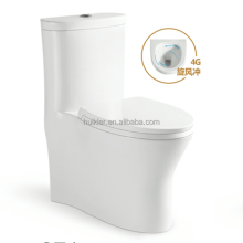 Chaozhou siphonic one piece closet cheap toilet price