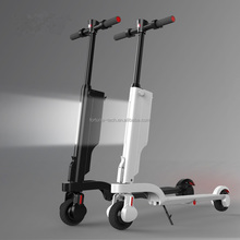 New Popular Cheap Adult Electric Folding Scooter 400W Li-battery Lightweight Folding Scooters for Adults