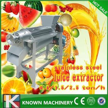 cold press fruit juice machine