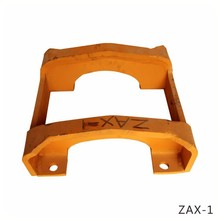 ZAX-1 undercarriage parts, H frame/ excavator track guard
