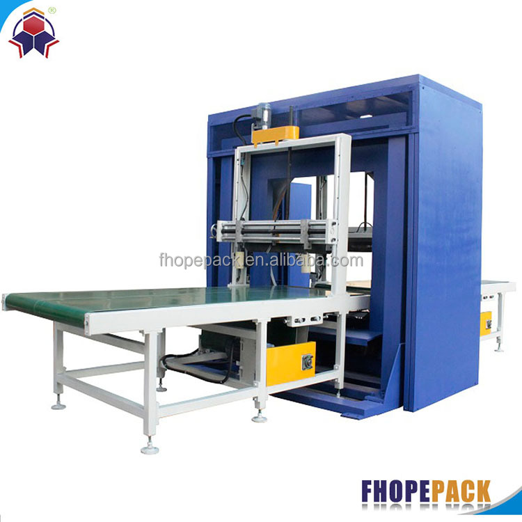 Competitive price super quality full auto horizontal case packer