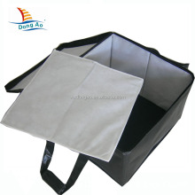 foldable sundries non-woven storage boxes