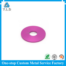 OEM ODM High Precision Custom Anodized Aluminum Round Washers