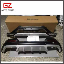 Auto body kit, front bumper and rear bumper for HYUNDAI TUCSON