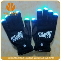 Christmas Gifts Led Magic Gloves With Flashing Light