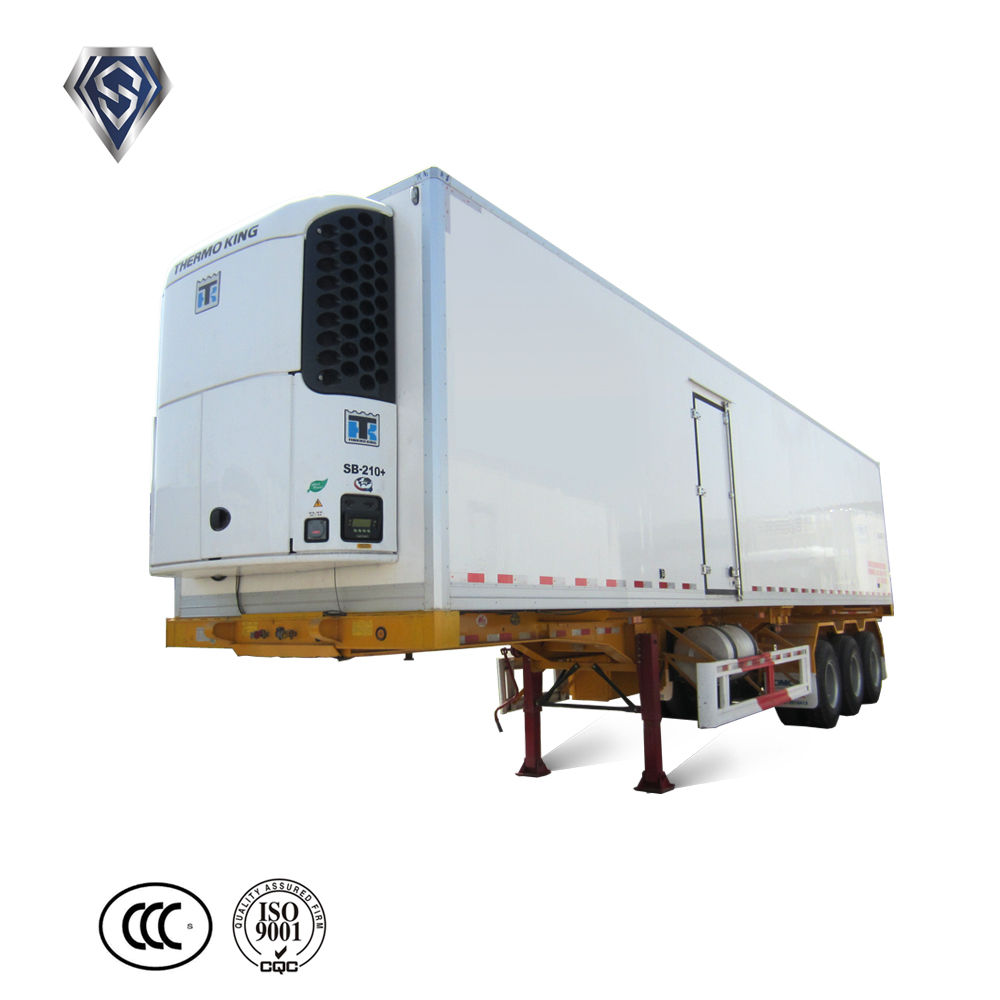 5 ton meat hook refrigerated truck best-selling freezer vehicles for fresh vegetables