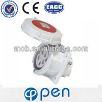 High quality QX217 welding plug and sockets