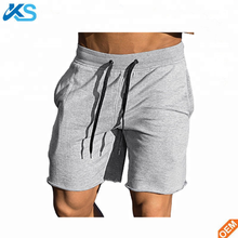 2018 Hot sale men's gym workout shorts bodybuilding running training jogging pants with custom printing