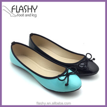 Wholesale girl plain shoes flat sneaker casual
