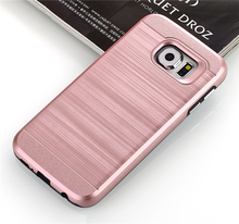 Hot selling Armor cover case PC and soft TPU 2 in 1 anti gravity phone case for ZTE Warp 7