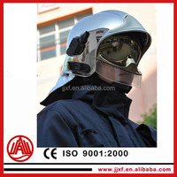 Europe shockproof Safety Helmet With Visor Face Shield For Fighter