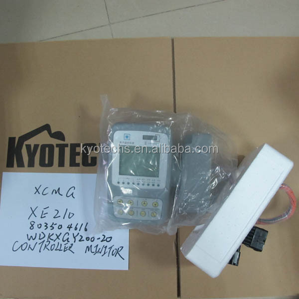 MONITOR FOR WDKXGY200-20 XCMG XE210