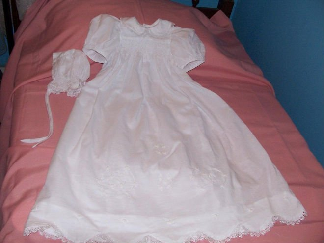 smocked christening wear and kids wear by cutiepye