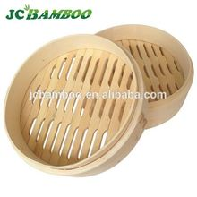 Chinese plastic packing Factory supply natural Food grade commercial square bamboo food steamer