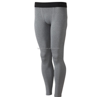 Outdoor sports fitness tights manufacture long compression pants