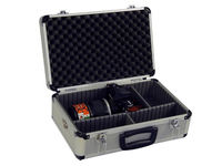 portable aluminum camera case tool case with EVA protection