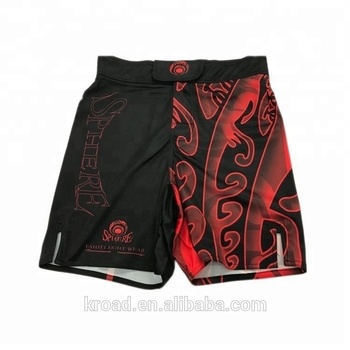 Custom newly design Crossfit MMA shorts,kickboxing boxing fight shorts for men