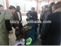 Best selling Rubber seed oil extruder/palm kernel oil press machine 0086-18703616536