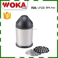 Multi Function Plastic Mini Cheese Grater, Cheese Grinder, Cheese Shredder