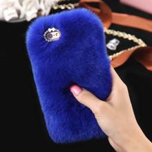 Trending hot products custom phone <strong>cases</strong> for girls fluffy rabbit warm soft fur luxury phone <strong>case</strong> for iphone 8 7 7plus