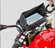 NEW Motorbike handlebar case for smart phone with sunvisor