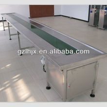 Stainless steel Stepless Speed Adjustment conveyor belt vulcanizing machine