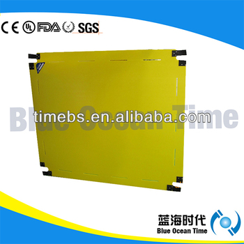 Folding and Recycle Corrugated Plastic Box