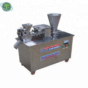 Multi-function automatic wonton empanada gyoza small ravioli dumpling samosa mini spring egg roll making machine with recipes
