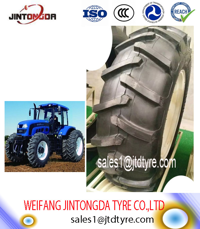 China Supplier Agriculture Tractor Tire 7.50 16