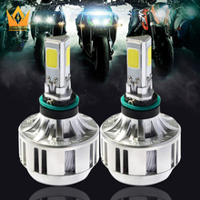 Lightpoint Super bright led headlight 32w 3000LM M3S led working light for motorcycle