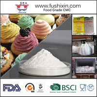 E466 Sodium Carboxymethyl Cellulose Food Grade Price CMC In Thickeners And Organic Salt