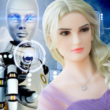 2018 new coming artificial intelligent lifelike humanoid sex Robot Emma instead of full body silicone big ass sex doll for men