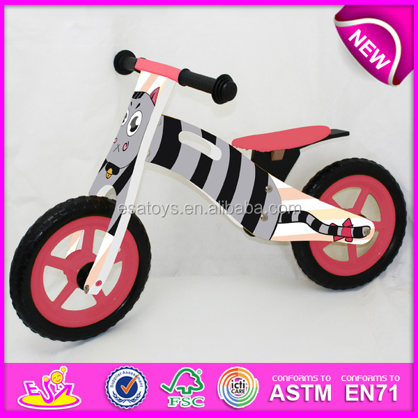hot sale high quality wooden balance bike for kids