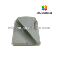 resin brick for marble polishing