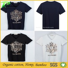 Hemp men t shirts,men hemp clothing, high quality t shirt