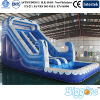 Outdoor Durable Water Sliding Inflatable Slip n Slide