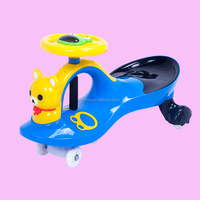 High Quality 100% Pure PP Plastic Product Children Or Kid's Toy Ride On Swing Twist Car