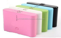 PWB1406 Plastic Power Bank