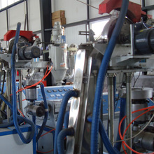 Labyrinth Drip Irrigation Pipe Production Line