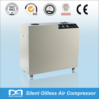 Medical Oil Free Waterless Noiseless Piston Air Compressor