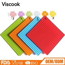 Heat Resistant Silicone Pot Holder/Table Mat Holder/Mat/Pad/Trivet