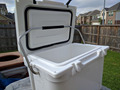 Roto cooler box 20QT LLDPE plastic ice box