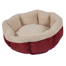New item and Eco- Friendly Precision Pet Shearling Round Bed