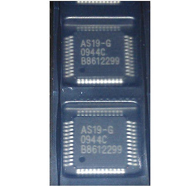 AS19-HG AS19 QFP48 LCD Power Chips NEW