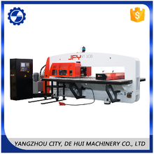 Brand VT-300 CNC Hydraulic Turret Punch Press Machine For Aluminum