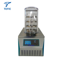 100KG drying capacity Production vacuum freeze dryer/ lyophilizer machine for pharmaceutical